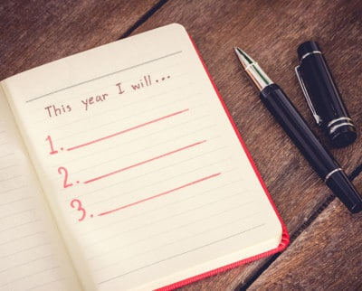 How to Set Achievable Goals for 2018